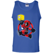 Deadpool Super Mario Tank Top