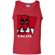 Deadpool Taco KFC Tank Top