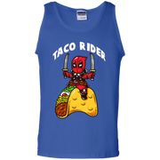 Deadpool Taco Tank Top Rider