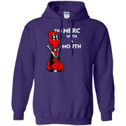 Deadpool The Merc With A Mouth Hoodie