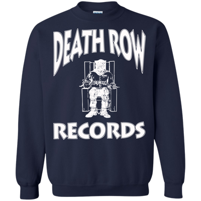 Death Row Records Sweater - Shipping Worldwide - NINONINE