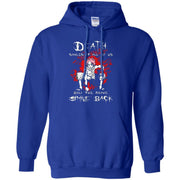 Death Smiles At All Of Us Only The Brave Smile Back Fairy Tail Hoodie