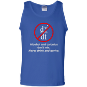 Drink And Derive Tank Top