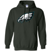 Eagles Hoodie - Forest Green - Shipping Worldwide - NINONINE
