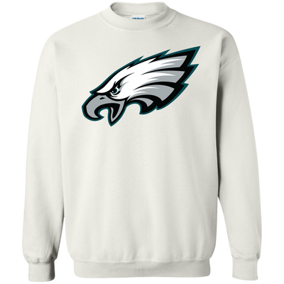 Eagles Sweatshirt Sweater - White - Shipping Worldwide - NINONINE