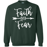 Faith Over Fear Sweater