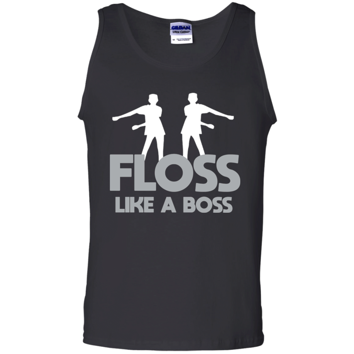 Floss Like A Boss Tank Top