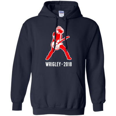 Foo Fighters Wrigley Hoodie - Shipping Worldwide - NINONINE
