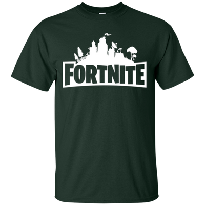 Fortnite Shirt Youth - Forest - Shipping Worldwide - NINONINE