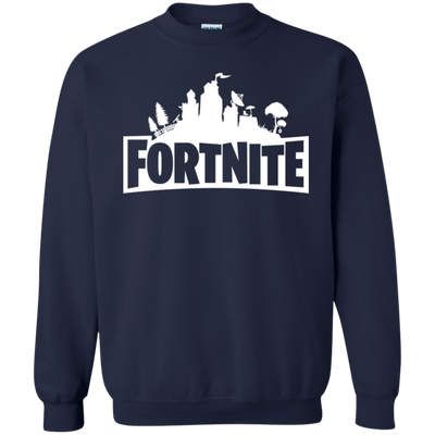 Fortnite Sweatshirt Sweater Youth - Navy - Shipping Worldwide - NINONINE