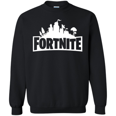 Fortnite Sweatshirt Sweater Youth - Black - Shipping Worldwide - NINONINE