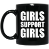 Girls Supporting Girls Mug - Shipping Worldwide - NINONINE