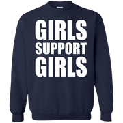 Girls Supporting Girls Sweater