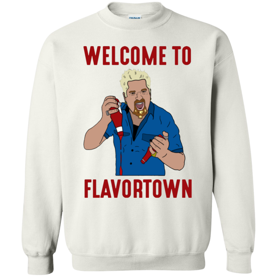 Guy Fieri Sweatshirt Sweater