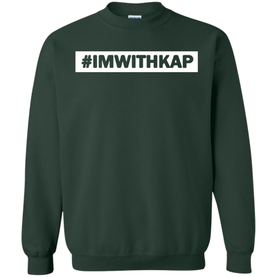 Hashtag I'm With Kap Sweater