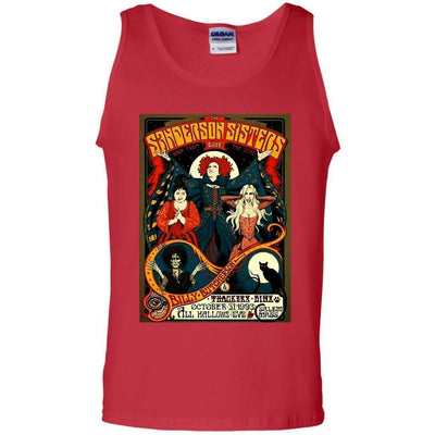 Hocus Pocus Tank Top - Shipping Worldwide - NINONINE