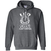 I Am A Leo Woman Birthday Hoodie