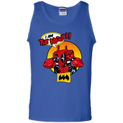 I Am The Knight Deadpool Tank Top