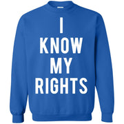 I Know My Rights Sweater