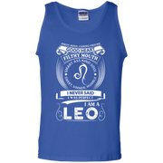I Never Said I Was Perfect I Am A Leo Tank Top