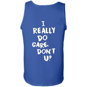 I Really Do Care Tank Top Melania Trump Tank Top