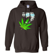 I'm Reefer Rick And Morty Hoodie