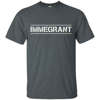 Immigrant Shirt - Shipping Worldwide - NINONINE
