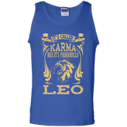 It's Called Karma And It's Pronounced Leo Tank Top
