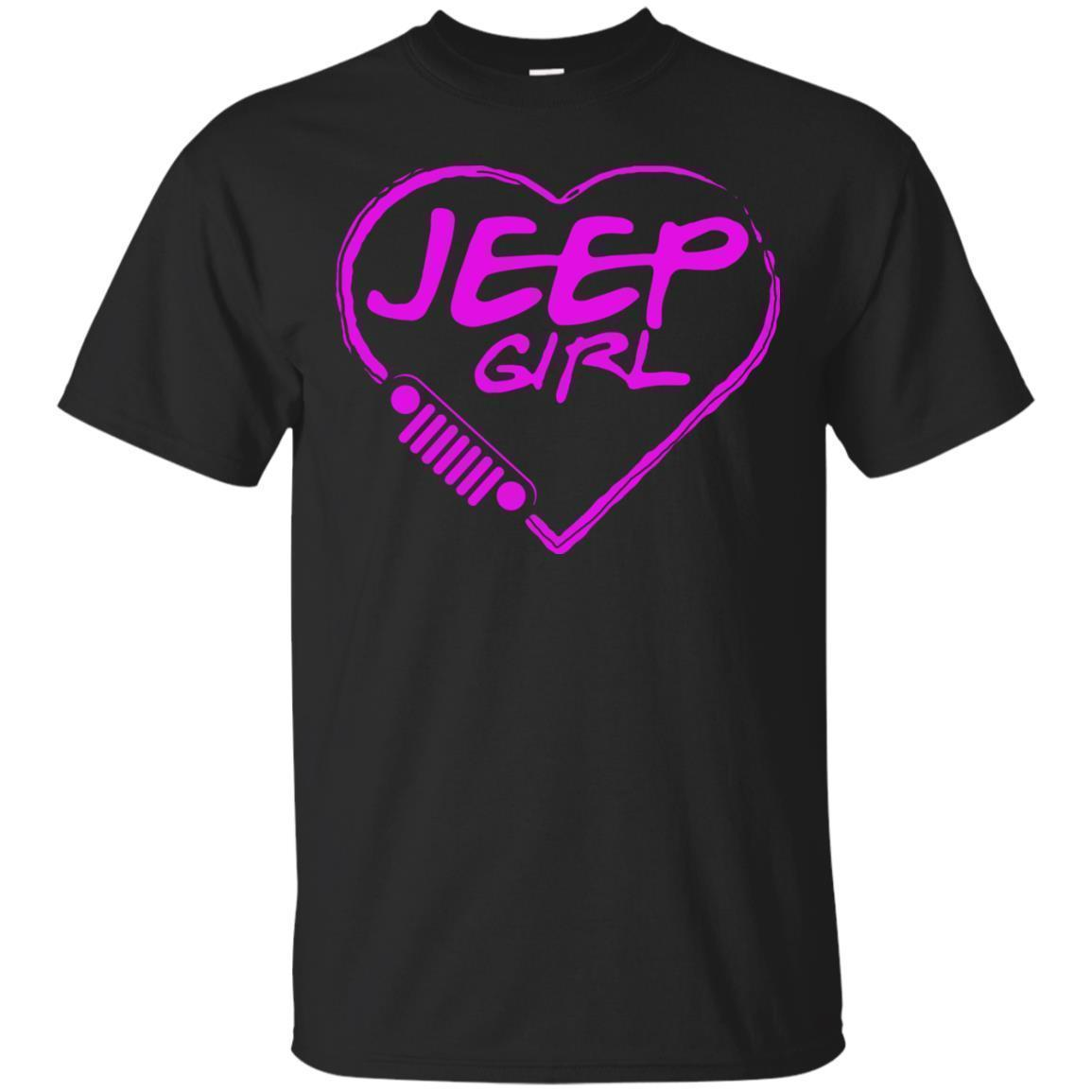 Jeep Girl Jeep Shirt For Ladies