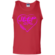Jeep Girl Jeep Tank Top For Ladies