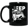 Jeep Wrangle Mug - Shipping Worldwide - NINONINE