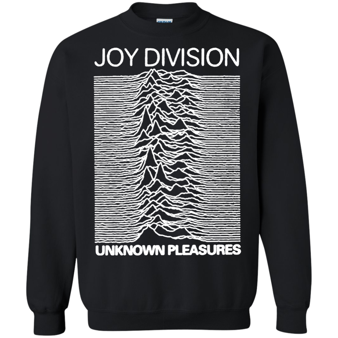 Joy Division Unknown Pleasures Sweater