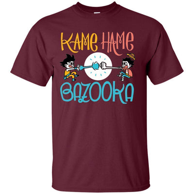 Kame Hame Bazooka One Piece Shirt - Shipping Worldwide - NINONINE