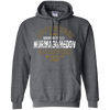 Khabib Nurmagomedov Hoodie - Dark Heather - Shipping Worldwide - NINONINE