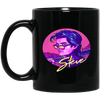 King Steve Mug - Shipping Worldwide - NINONINE