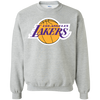 Lakers Sweatshirt Sweater - Sport Grey - Shipping Worldwide - NINONINE