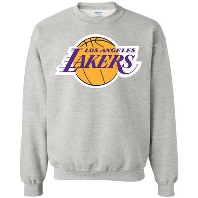 Lakers Sweatshirt Sweater - Ash - Shipping Worldwide - NINONINE