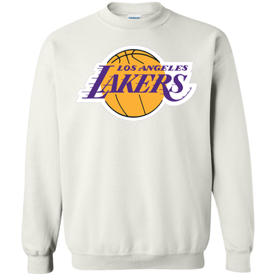 Lakers Sweatshirt Sweater - White - Shipping Worldwide - NINONINE