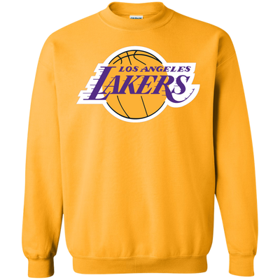Lakers Sweatshirt Sweater - Gold - Shipping Worldwide - NINONINE