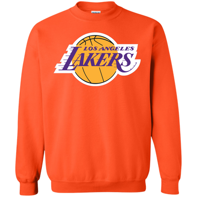 Lakers Sweatshirt Sweater - Orange - Shipping Worldwide - NINONINE
