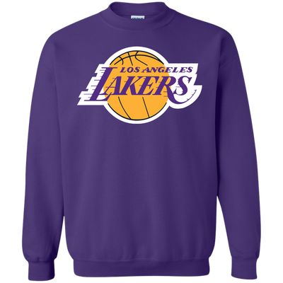 Lakers Sweatshirt Sweater - Purple - Shipping Worldwide - NINONINE