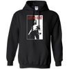 Latino Heat Hoodie - Black - Shipping Worldwide - NINONINE