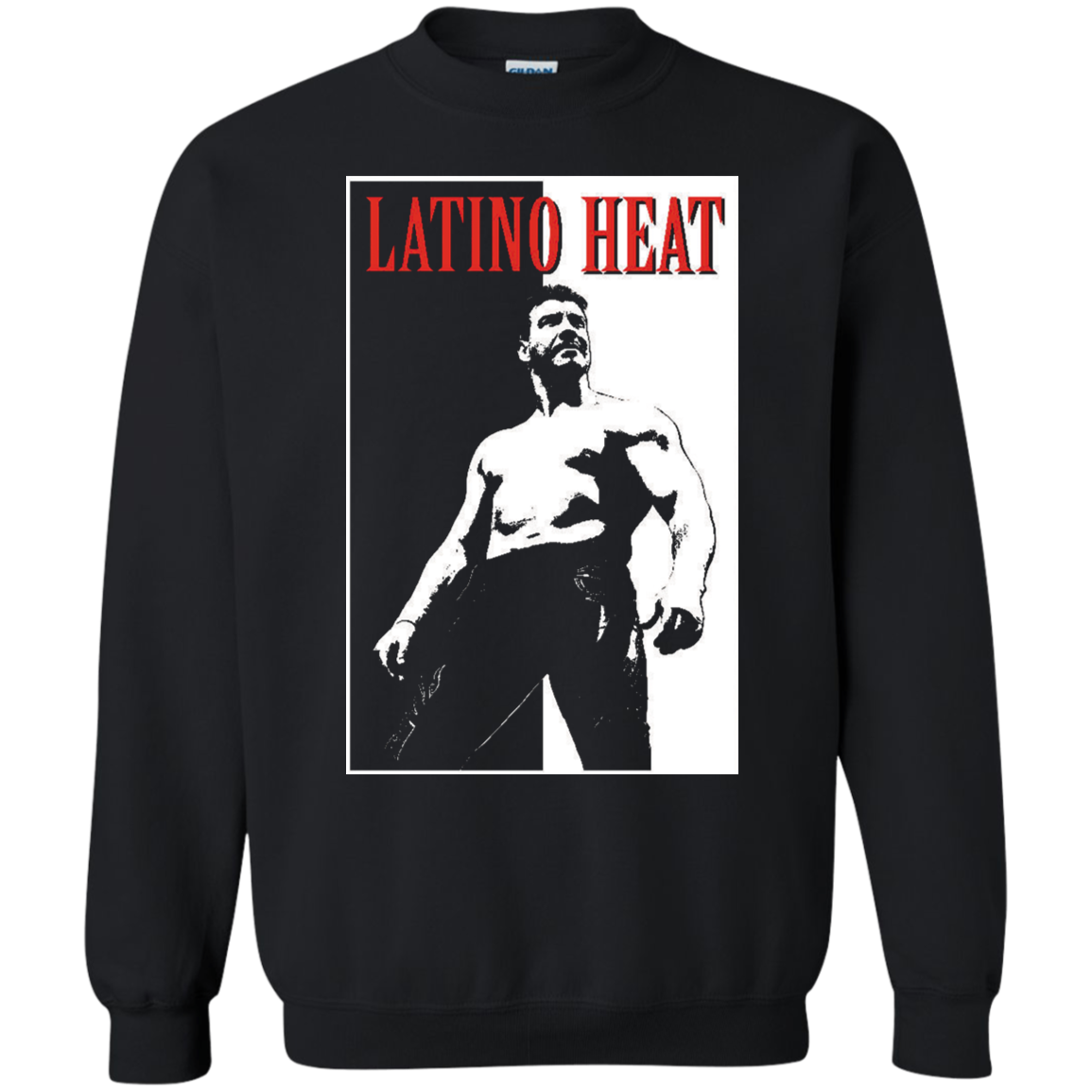 Latino Heat Sweater Sweatshirt