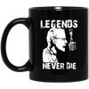 Legends Never Die Chester Bennington Mug - Shipping Worldwide - NINONINE