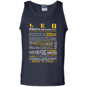 Leo Best Zodiac Signs Birthday Tank Top