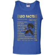 Leo Facts Tank Top