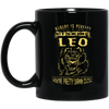 Leo Perfect Zodiac Signs Birthday Mug - Shipping Worldwide - NINONINE