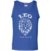 Leo Tank Top July 23 August 22 Zodiac Signs Birthday