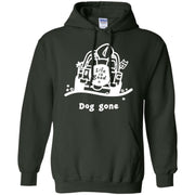 Life Is Good Jeep Hoodie Dog Gone