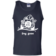 Life Is Good Jeep Tank Top Dog Gone